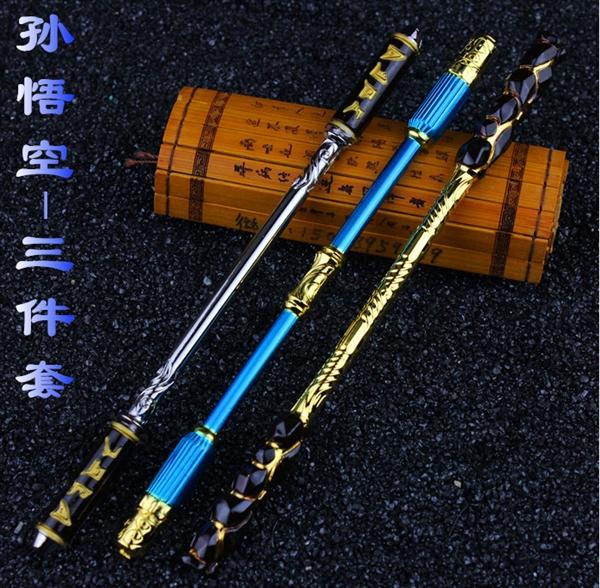 《王者荣耀》假冒商标签字笔充斥市场 官方严正声明