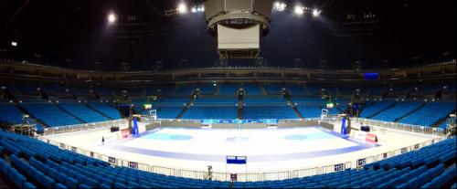 微赛场馆运营助力男篮世界杯 中国最大体育馆正式启用