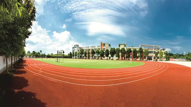 南川 攻坚补短出重拳 最美风景在校园