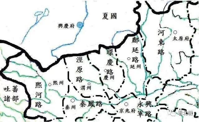 中国古代真的有过百万军队级别的战争吗?以北宋五路伐夏为例
