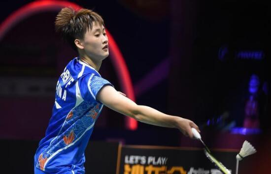 香港赛陈雨菲淘汰内瓦尔晋级 张楠刘成无缘男双八强