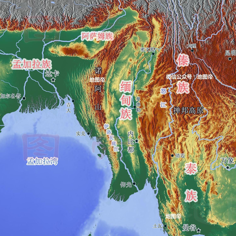 清朝与缅甸大战,无意中拯救了泰国