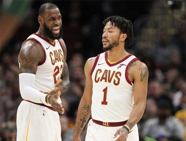 詹姆斯首谈罗斯退役:他抢走我一个MVP 不能这么算了