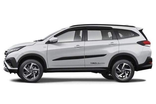 浓浓跨界风,丰田新SUV造型凶狠,又增一名猛将