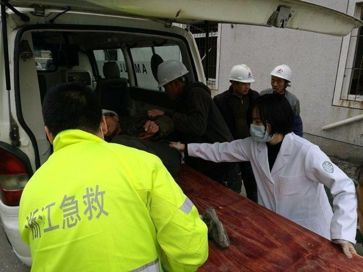 澳门新葡京宁波江北区突发爆炸有人员伤亡 现场交通拥堵(图)