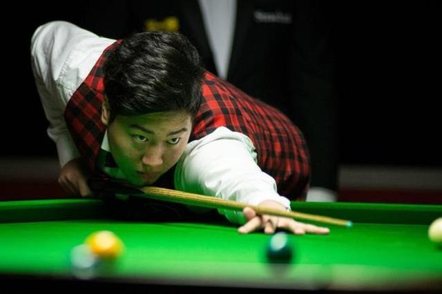 颜丙涛首次闯入排名赛决赛,或超越奥沙利文成为最年轻冠军