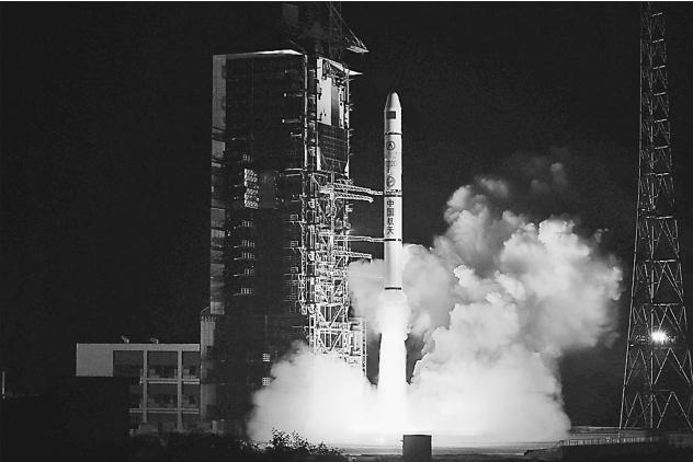 香港我国成功发射遥感三十号02组卫星