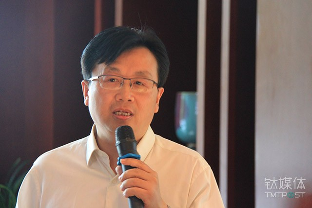 红火台总裁 涂辉
