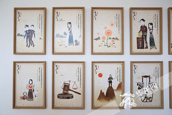 黄军)艺绘美好新时代,镌刻美丽中国梦.