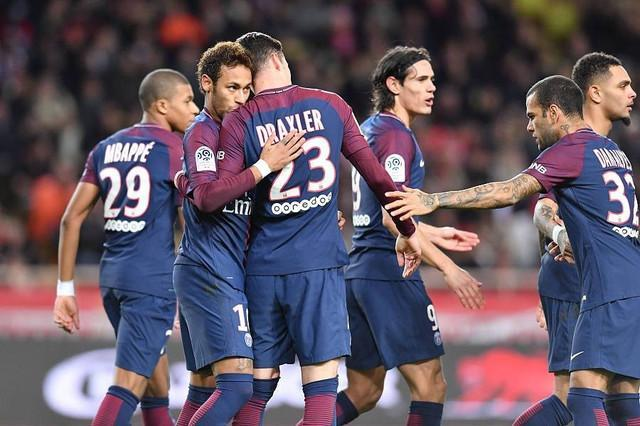法甲冠军悬念已失!大巴黎灭3大争冠对手 9分领跑五大联赛最多