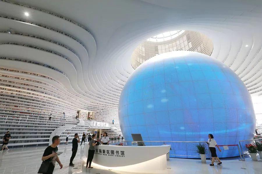 """中国这些""""网红""""图书馆居然都免费,你不去看"""