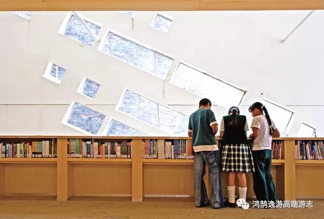 盘点全球最具设计艺术感的图书馆