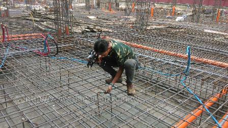 为什么只有日本工地的钢筋不生锈?今天可算明白了