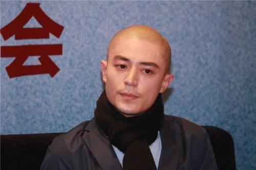 敢剃光头的男明星才是真自信,你觉得哪个明星光头更帅?图片