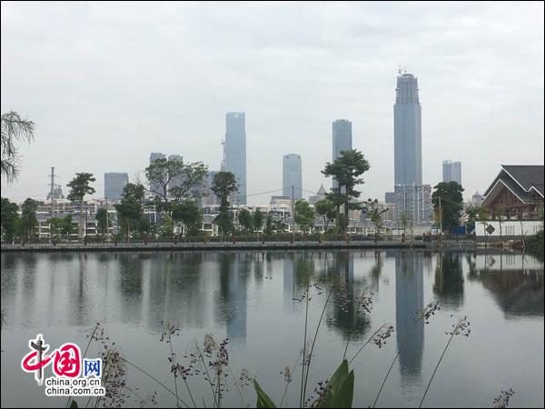 在古代,青秀山已经是邕南著名的避暑游览胜地.
