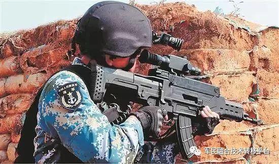 解放军单兵作战装备配置标准