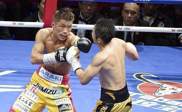 职业拳击最新世界排名:木村翔第10,邹市明第26