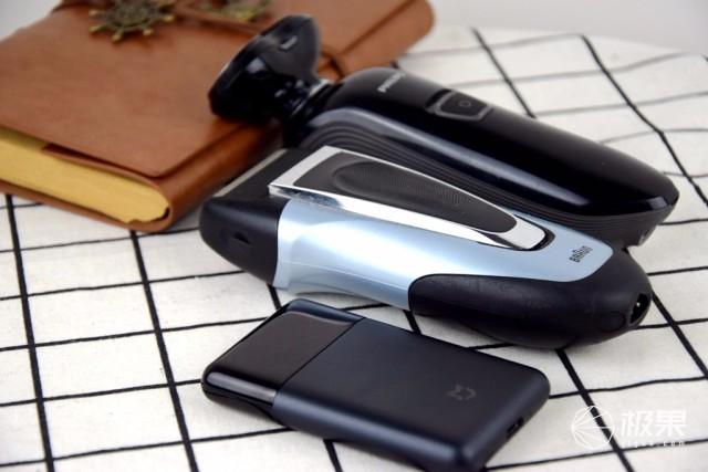 能揣进口袋的剃须刀百元价格却有大牌品质_—_米家便携电动剃须刀体验_视频
