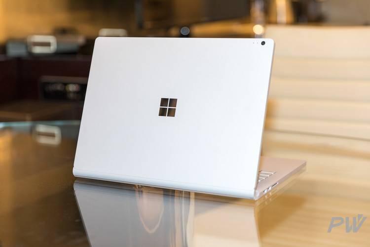 surfacebook2v电脑:微软对macbookpro的一次全面绗缝机电脑操作方法图片