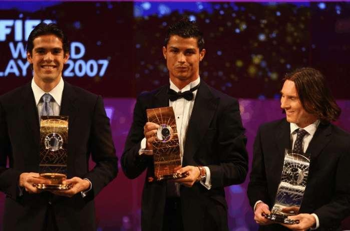中超有望迎来史上最大牌外援 C罗梅西曾是他的陪