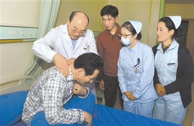 """为藏医药事业 步入""""新时代"""" 当好排头兵"""