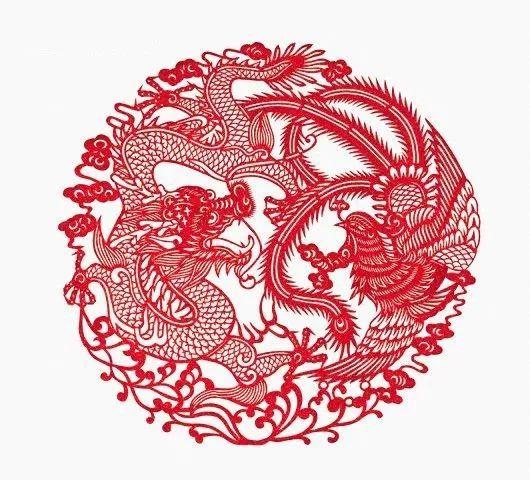 中国剪纸,这很中国