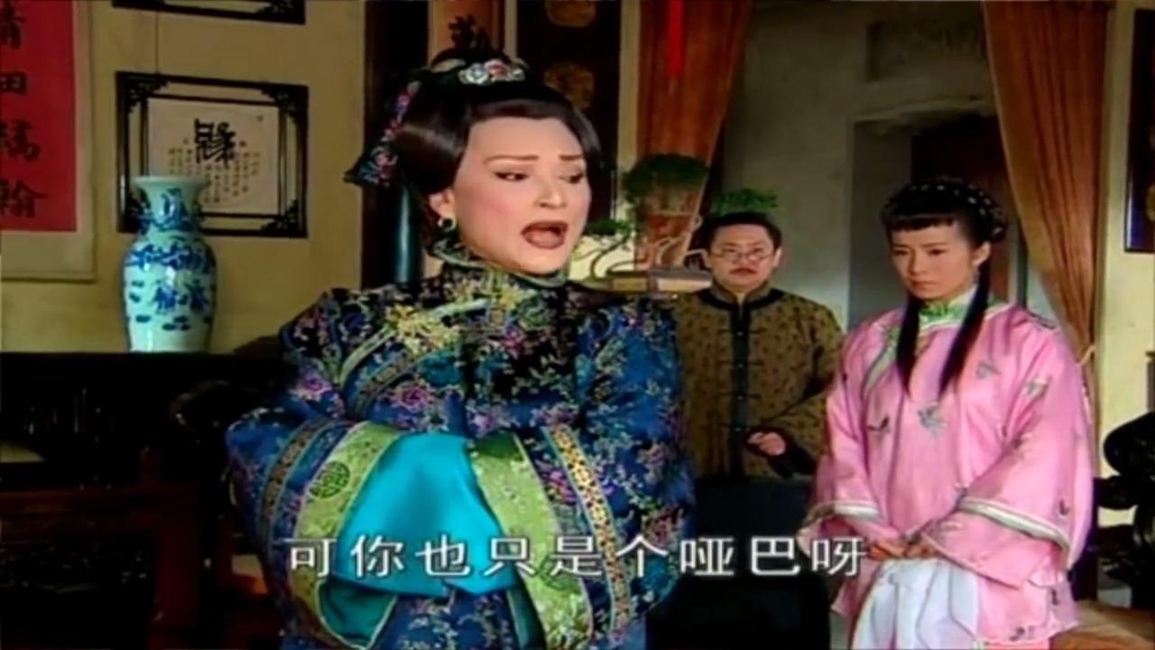 哑巴新娘:哑巴妹妹揭发了罪人,姐姐崩溃大哭_东方头条
