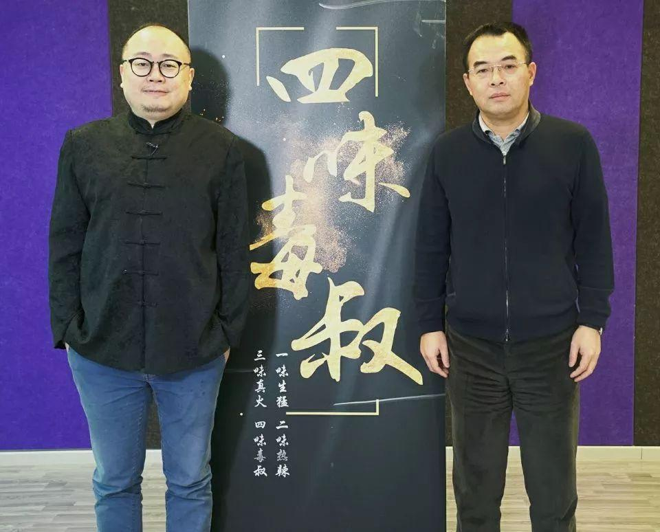 对话覃宏:欣慰《嘉年华》做电影要有极强承受