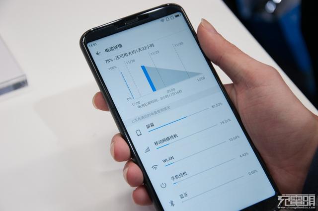 充电头网在现场:360发布n6 pro全面屏智能手机