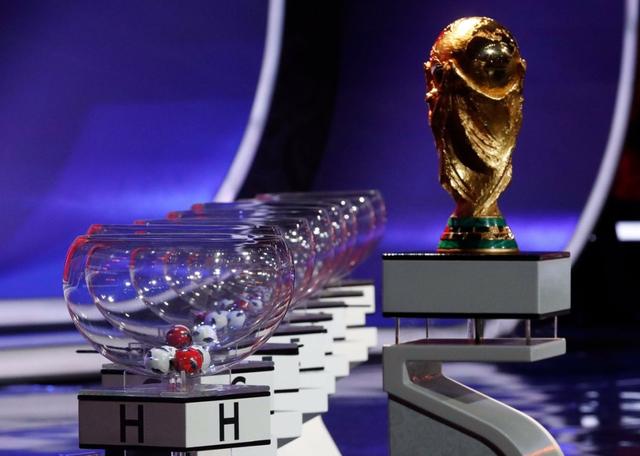 俄罗斯世界杯分组:西葡遭遇 阿根廷入死亡之组