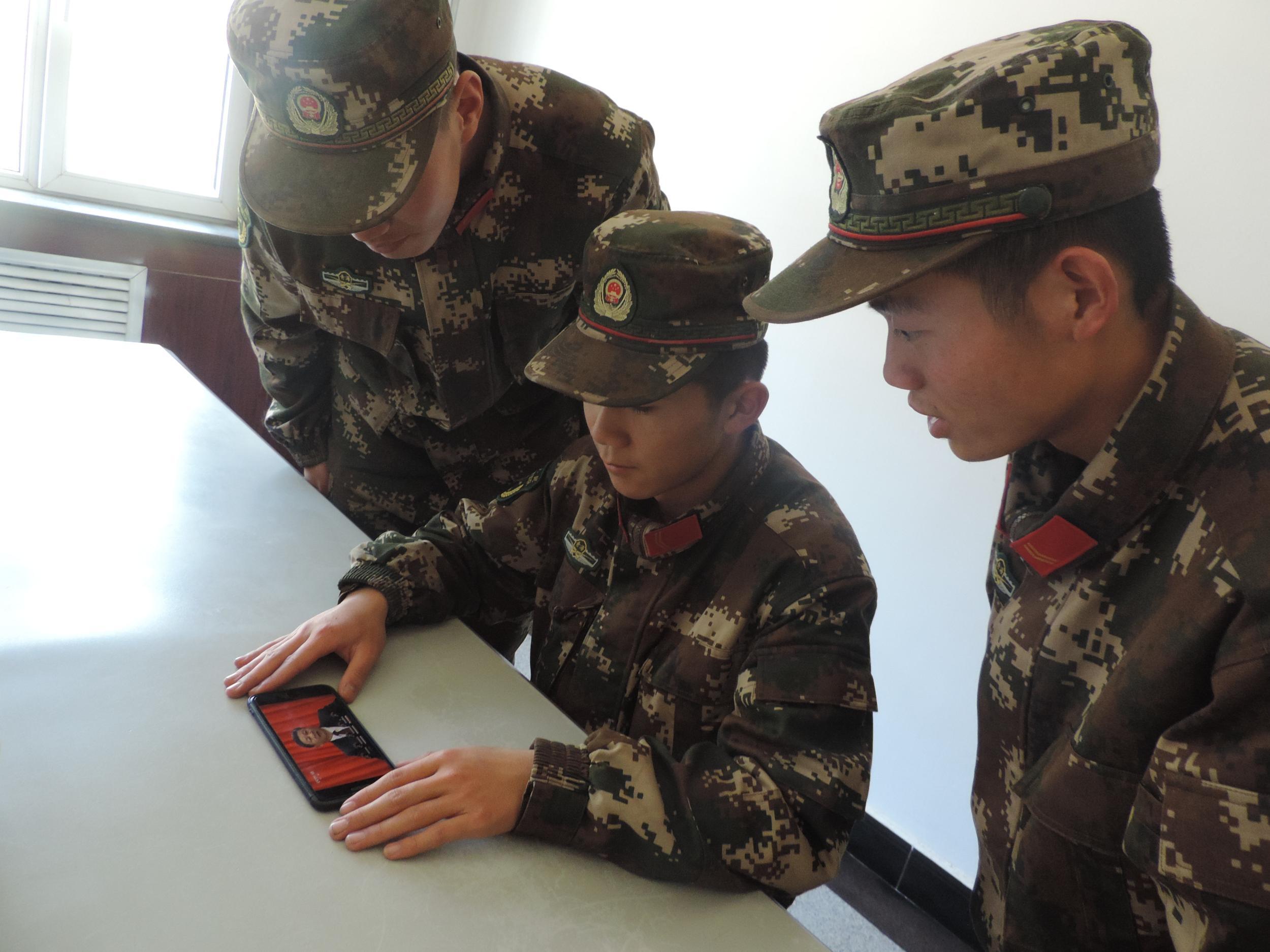 武警青海总队第二支队兴起学习贯彻党的十九大精神热潮