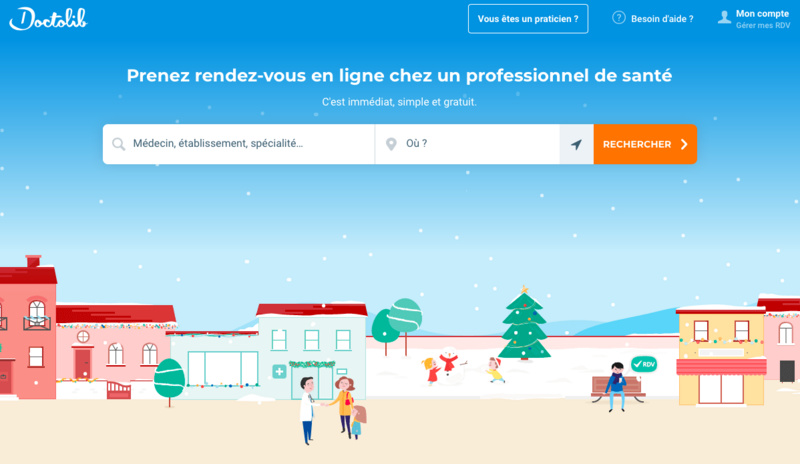 互联网医疗蓬勃发展法国在线医生预约平台Doctolib获4200万美元融资