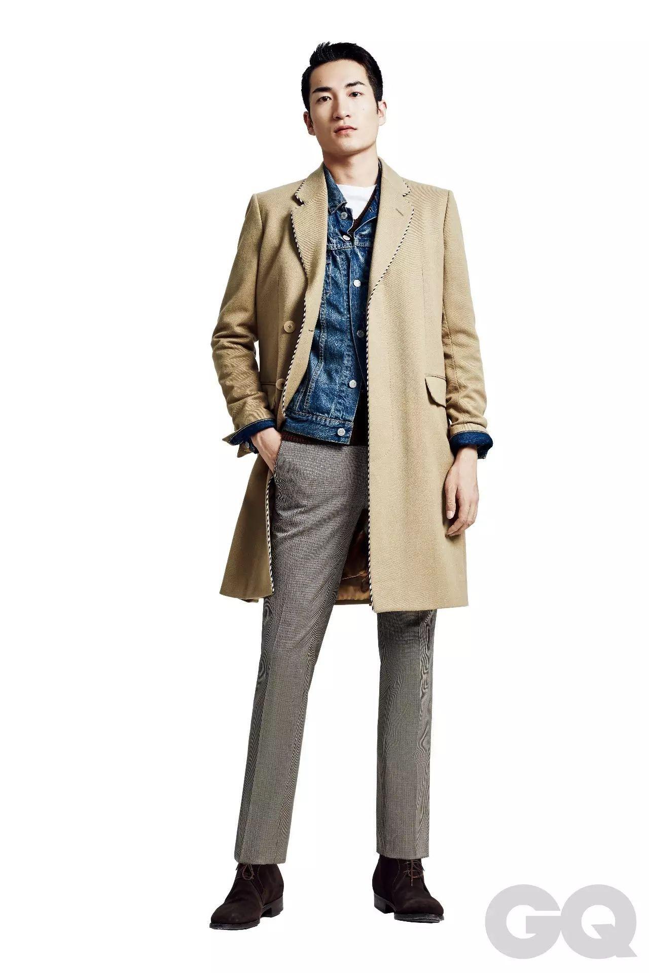 今年过冬就全靠这件大衣了,但你会搭配吗?