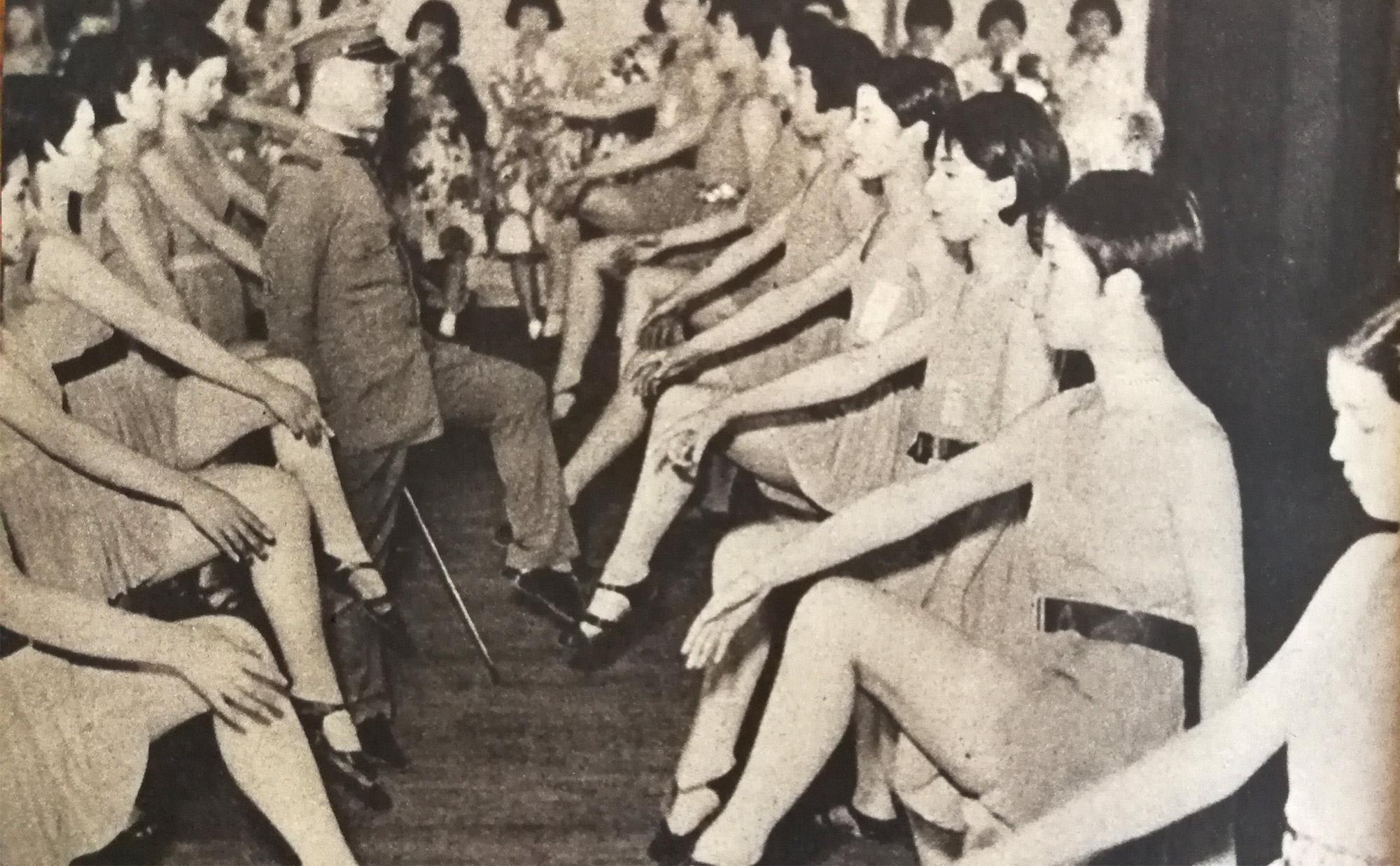为何说二战日本女性也是帮凶?这10张照片说明问题