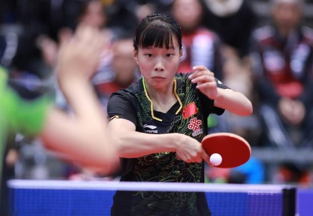 惨!国乒16岁天才或被弃用 只因先输日本后负韩国?