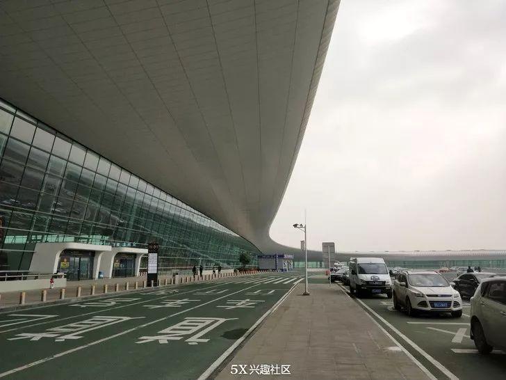 体验全新启用的武汉天河国际机场T3航站楼