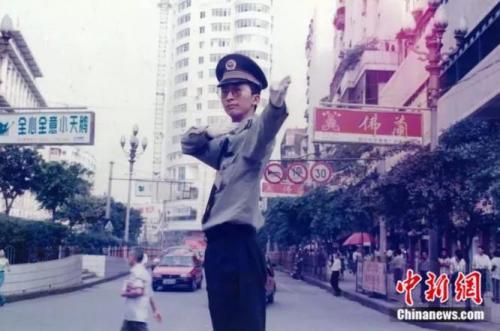 徐文生前影像资料