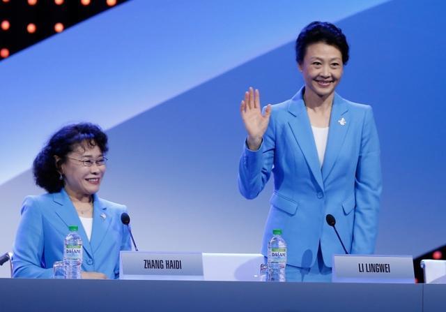 羽坛皇后曾弹劾李永波未果 如今却成他顶头上司