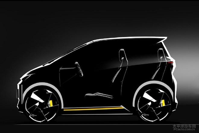 车和家SEV发布主推共享业务/续航100km