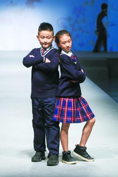贵州茅台酒厂图片中小学校服主打赤青白灰