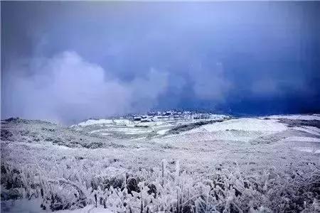 重庆最美耍雪地 给你浪漫的冬天记忆
