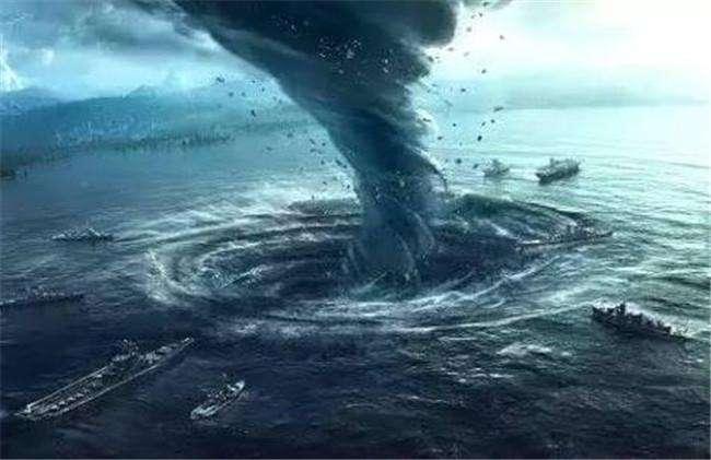 百慕大消失船只神秘出现,与外星人时空隧道有关?