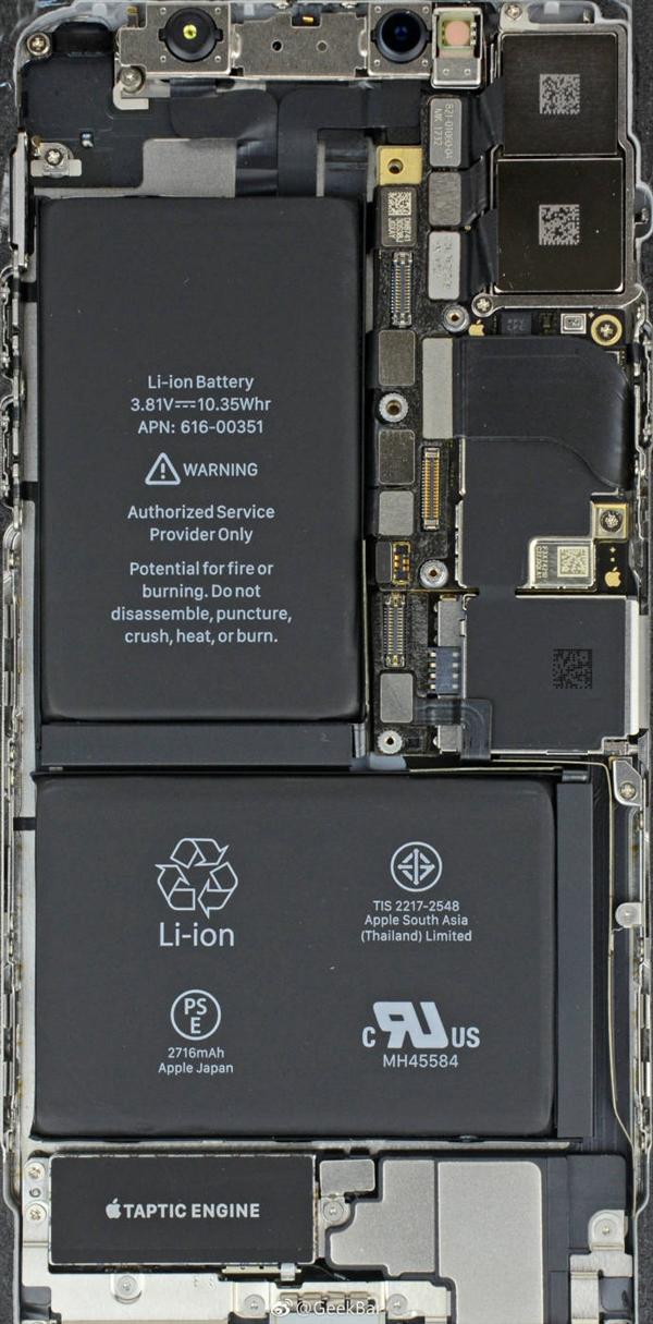 原标题:iPhone X/三星Note 8内部做工对比:看完被吓到了 大多数情况下,我们评判一款手机的做工好坏,都是通过手机表面的材质、工艺以及细节处理来判定。因为拆解难度较高,很少有普通消费者会注意到手机内部的表现。但事实上,内部的布局以及工艺,才真正能反映一款手机的做工、用料水准。