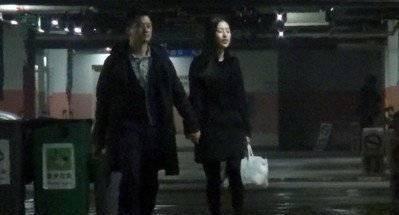 李亚鹏被曝恋爱 曾表示女儿李嫣18岁前不会再婚