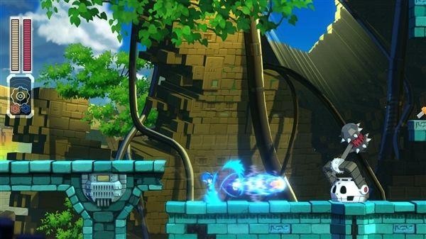 卡普空重启洛克人系列 正统续作《洛克人11》明