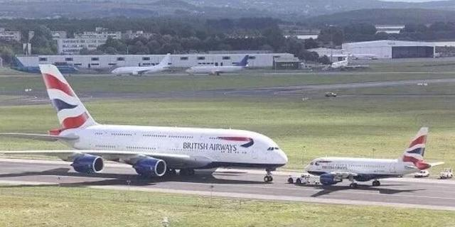 34年第一次!世界最大客机凌晨降落厦门机场来检修啦