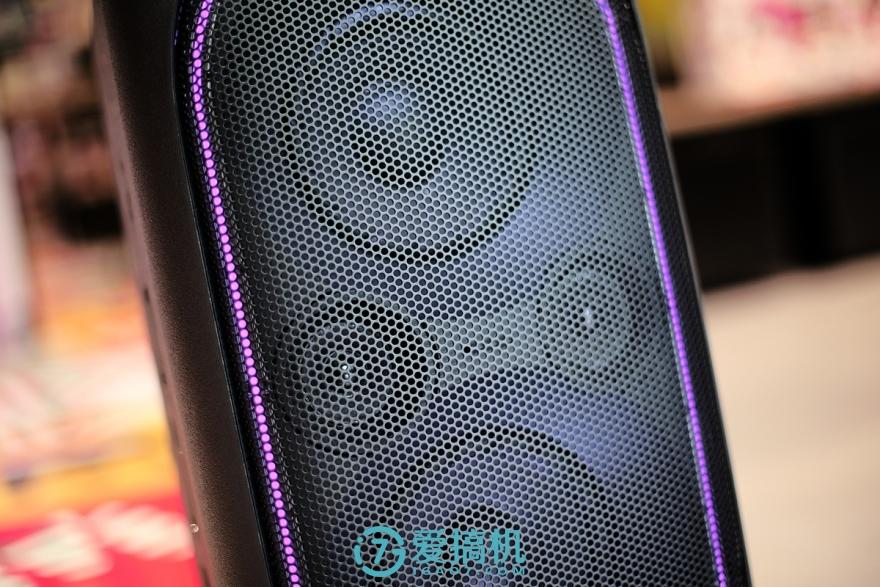 多彩的人间大炮   索尼GTK-XB60无线音箱体验评测