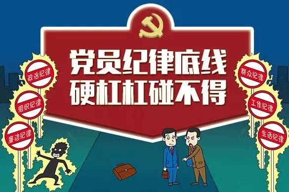 中办印发《党组讨论和决定党员处分事项工作程序规定(试行)》