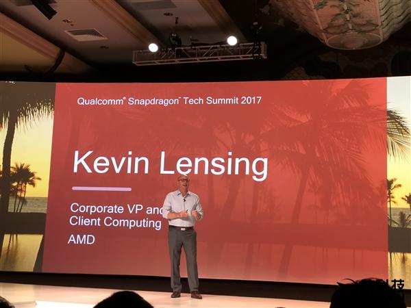 AMD/高通宣布合作:高性能笔记本支持4G网络