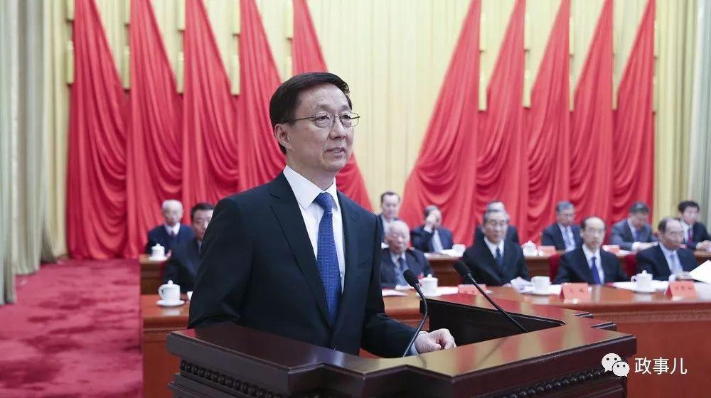 当选常委后,韩正首次代表中央参加活动 (图)